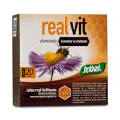 REALVIT VITAMINADA - SANTIVERI - ¡Energía y vitalidad!