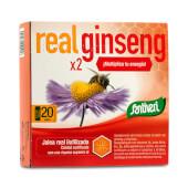 Realginseng x2 es un complemento alimenticio que te aporta energía.
