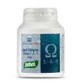 Complejo Lipídico Omega 3-6-9 - Santiveri - ¡Salud cardiovascular!