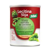 La Lecitina de soja ayuda a regular los niveles de colesterol.