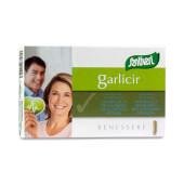 Garlicir de Santiveri favorece la regularidad de la presión arterial.