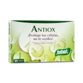 Antiox de Santiveri protege las células del organismo frente al daño oxidativo.