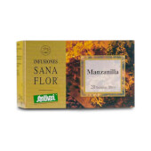 SANA FLOR MANZANILLA - SANTIVERI - Para digestiones difíciles