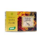 Sana Flor Cola de Caballo ayuda a combatir la retención de líquidos.