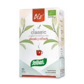 Infusión Té Classic Bio son elaboradas con hojas de té negro 100% ecológico.