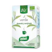 Infusión Té Verde Bio es perfecto cuando necesitas un plus de energía.