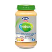 Potito de Crema de Bechamel con Lenguado - Hero Baby Pedialac