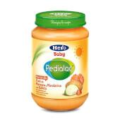 Potito de Puré de Manzana y Mandarina con Galleta - Hero Baby
