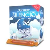 Dormax Silencio combate el insomnio.