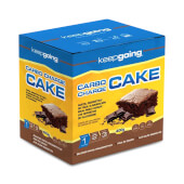 ENERGY CAKE CARBO CHARGE - KEEPGOING - Fácil de digerir
