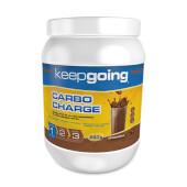 Carbo Charge recarga los depósitos de glucógeno.