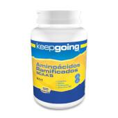Minimiza el desgaste muscular con los Aminoácidos Ramificados BCAA'S