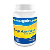 L-GLUTAMINA - KEEPGOING - Favorece la recuperación