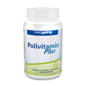 POLIVITAMIN PLUS - KEEPGOING - ¡Vitaminas y minerales!