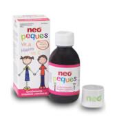 Neo Peques Crecimiento es un polivitamínico para niños mal comedores.