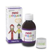 Neo Peques Própolis Plus fortalece el sistema inmunológico.