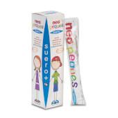 Neo Peques Suero+ rehidratación oral para niños con diarrea y/o vómitos.
