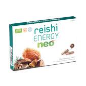 Reishi Energy Neo potencia tu vitalidad.