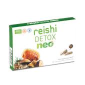 Reishi Detox Neo el mejor aliado para tu depuración.
