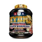 Hydr0% es una proteína una proteína pura y sin rellenos.