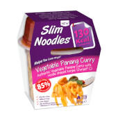 SLIM NOODLES VEGETABLE PANANG CURRY - SLIM PASTA