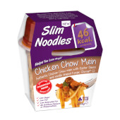 SLIM NOODLES CHICKEN CHOW MEIN - SLIM PASTA