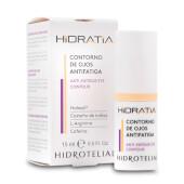 Hidratia Contorno de Ojos Antifatiga combate los signos de fatiga en la mirada.