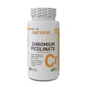 PICOLINATO DE CROMO - NUTRIONE - ¡Cápsulas vegetales!