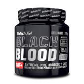 BLACK BLOOD CAF+ - BIOTECH USA - Entrenamientos extremos