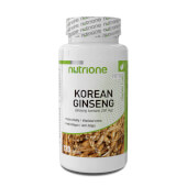 KOREAN GINSENG - NUTRIONE - Efecto revitalizante