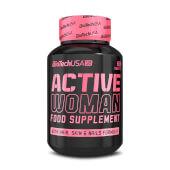 Active Woman está indicado para el cuidado de pelo, piel y uñas.