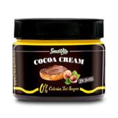 Crema de Cacao tiene 0% grasas y azúcar.