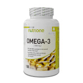 OMEGA 3 1000mg - NUTRIONE - Con vitamina E