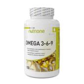 Omega 3-6-9 de Nutrione es un cardioprotector natural.