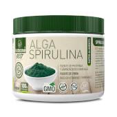 Alga Espirulina de Nutrione Eco es de cultivo 100% ecológico.