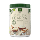 Proteína de Arroz, cultivo 100% ecológico.