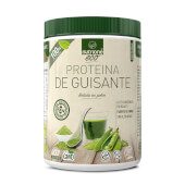 Proteína de Guisante de cultivo 100% ecológico.
