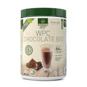 WPC Chocolate Bio de Nutrione Eco contiene un 64% de proteínas de calidad.