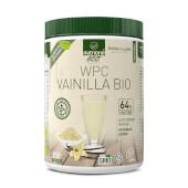 WPC Vainilla Bio, concentrado de proteínas de suero de leche.