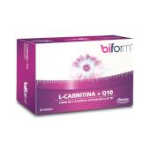 L-CARNITINA + Q10 - BIFORM - Metabolismo de las grasas