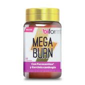 Mega Burn favorece el metabolismo de las grasas.