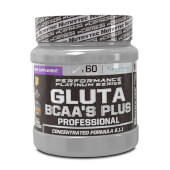 Gluta BCAA's Plus (Performance Platinum Series) - Nutrytec