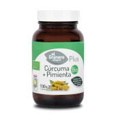 CÚRCUMA + PIMIENTA BIO - El Granero Integral - Antiinflamatorio