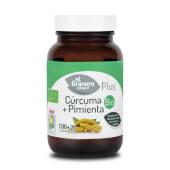 Cúrcuma + Pimienta Bio aporta propiedades antiinflamatorias.