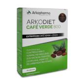 ARKODIET CAFÉ VERDE 800 - Arkopharma - ¡Reforzado con zinc!