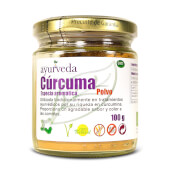 CÚRCUMA BIO -  AYURVEDA - Especia aromática en polvo