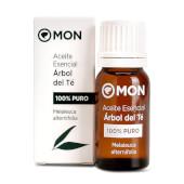 El Aceite Esencial de Árbol de Té posee acción antibacteriana.