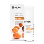 Crema facial de Argán Ecológico - Mon Deconatur - Antiarrugas