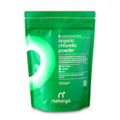 Chlorella en Polvo Orgánica es perfecta para enriquecer zumos, batidos o smoothies.