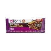 BARRITA CRUJIENTE CHOCOLATE NEGRO - Biform - ¡Sin gluten!